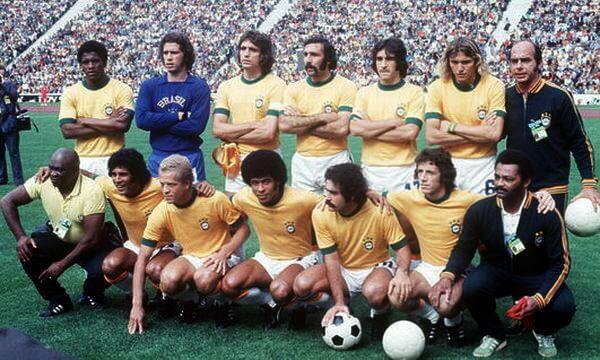 Сборная Бразилии 1974