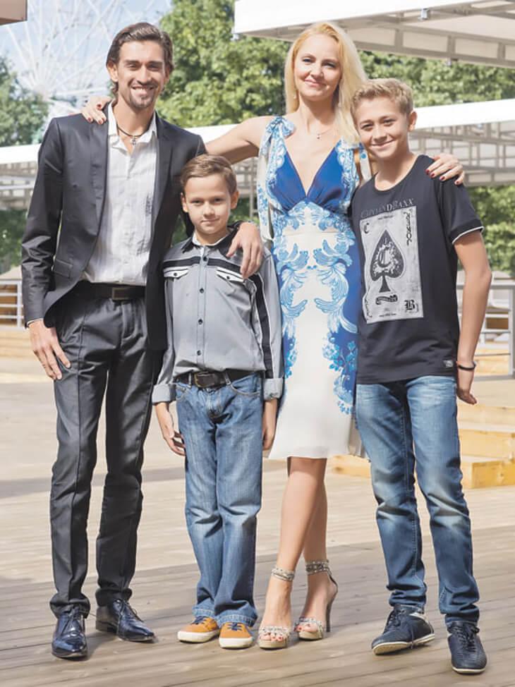 Руслан Нигматуллин: семья
