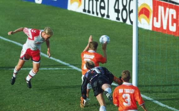 Евро-1992: Голландия - Дания