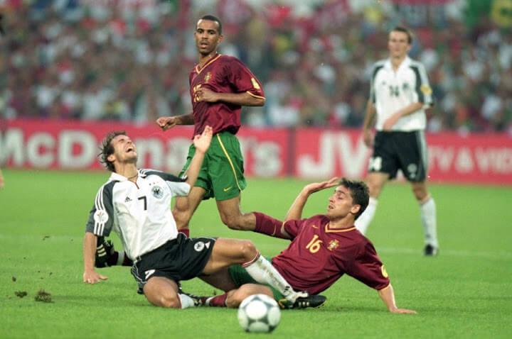 Евро-2000: Германия - Португалия