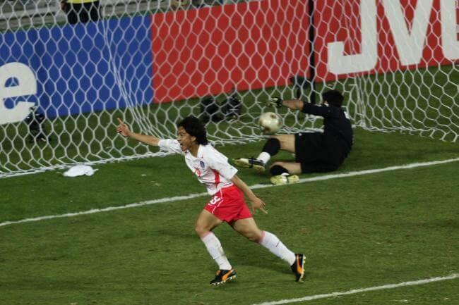 Корея - Италия - 2002