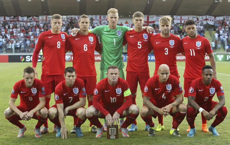 Сборная Англии по футболу-2015