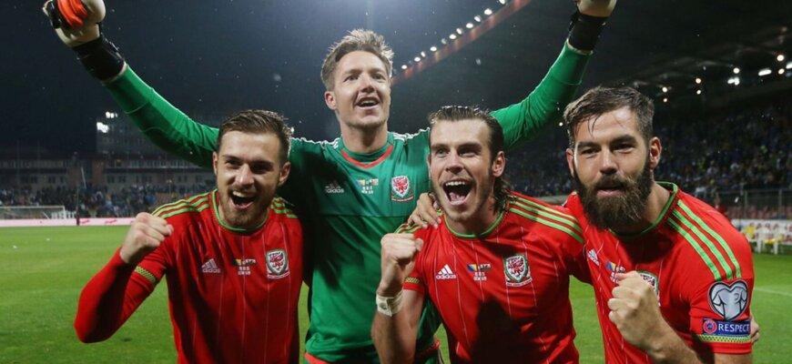 Сборная Уэльса по футболу - 2015
