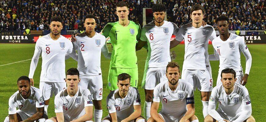 Великие футболисты сборной англии