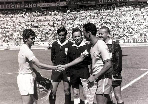 ЧМ-1970: Бразилия - Румыния