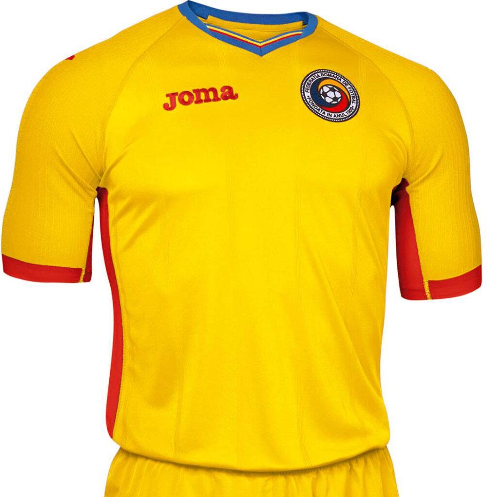 Форма сборной Румынии