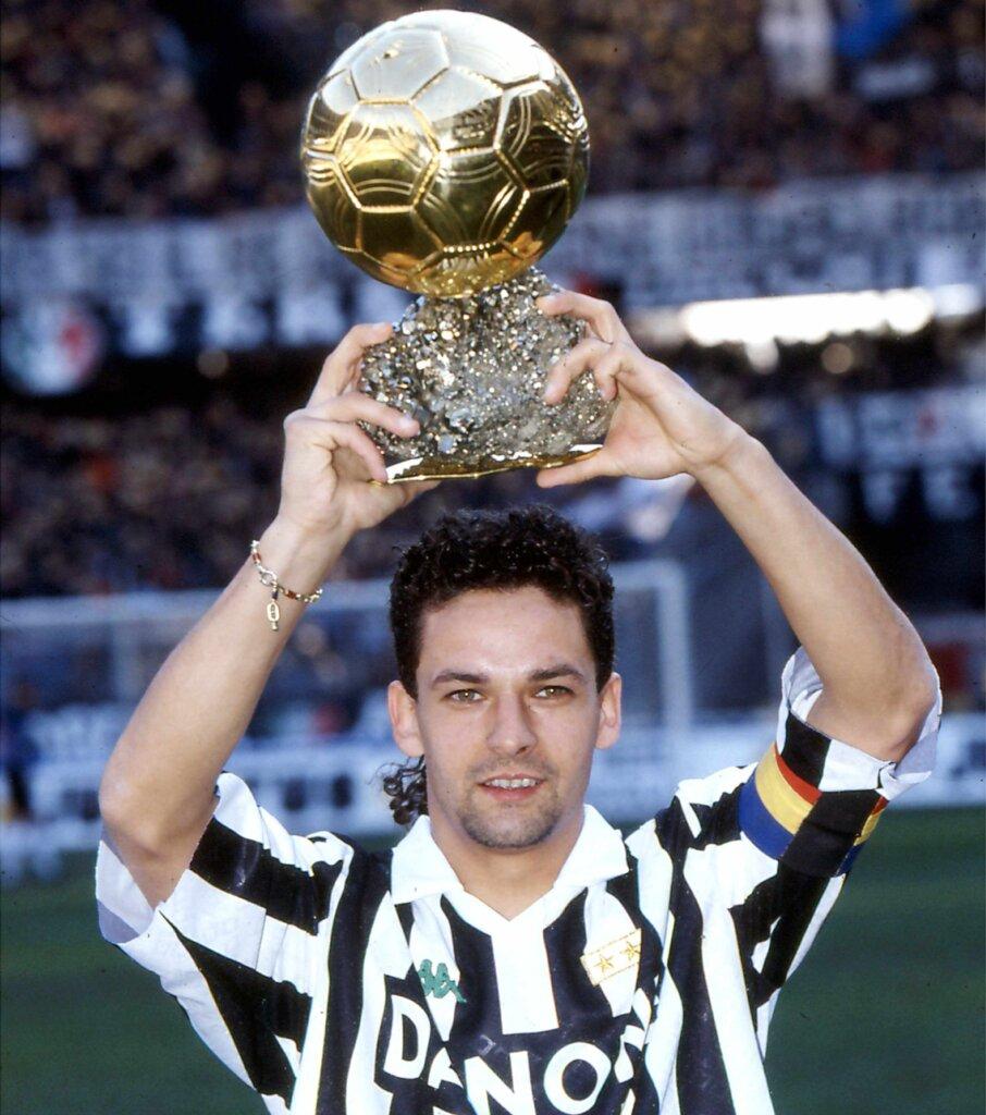 фото футболиста роберто баджо результате изображение