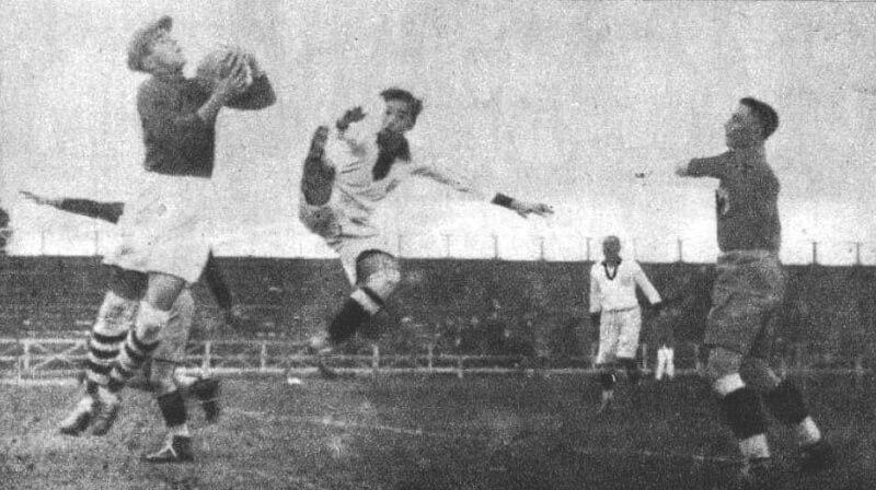 Румыния - Перу 1930 год