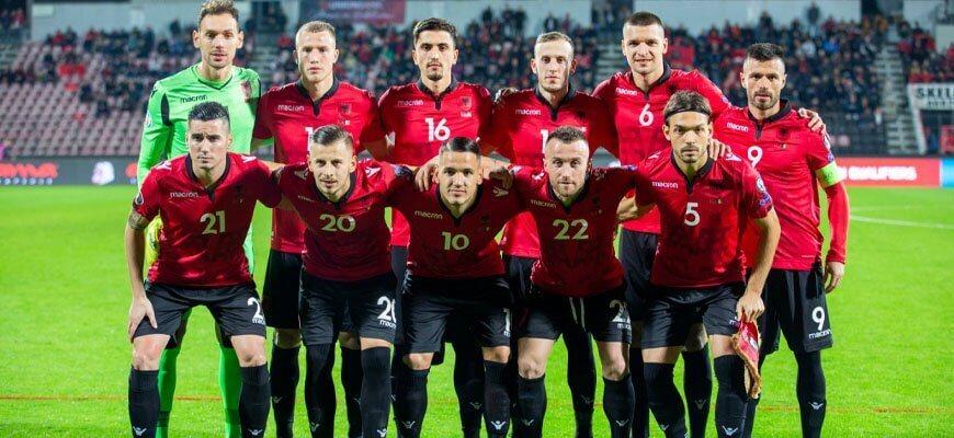 Сборная Албании