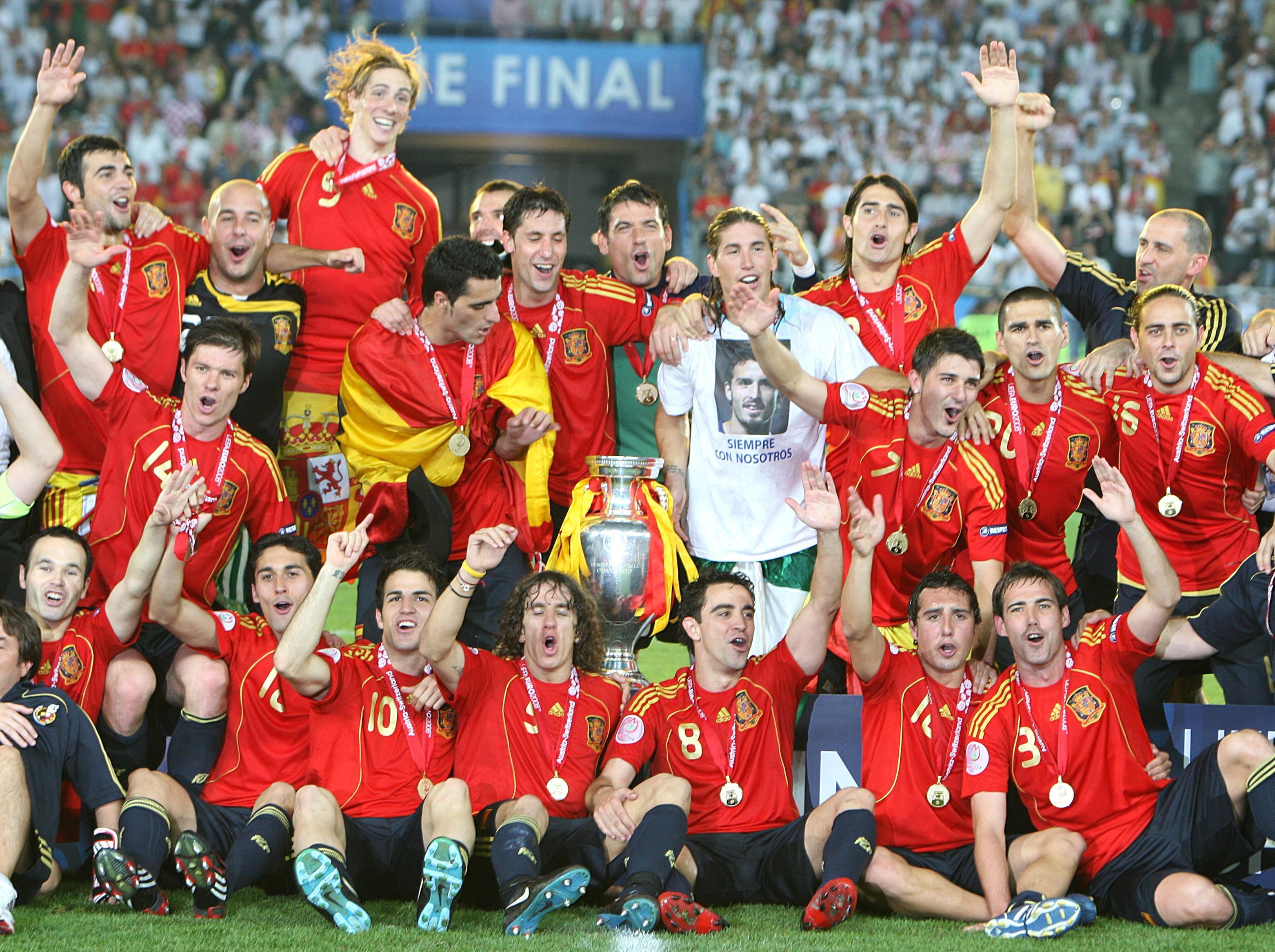 Футбол евро 2008 испания