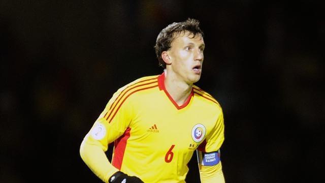 Влад Кирикеш - капитан сборной Румынии