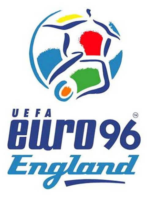 Логотип Евро-1996