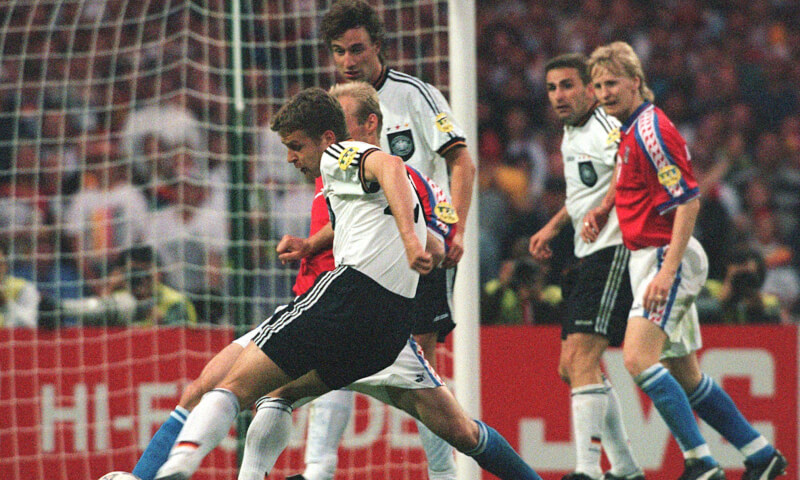 Чемпионат европы по футболу 1996 англия