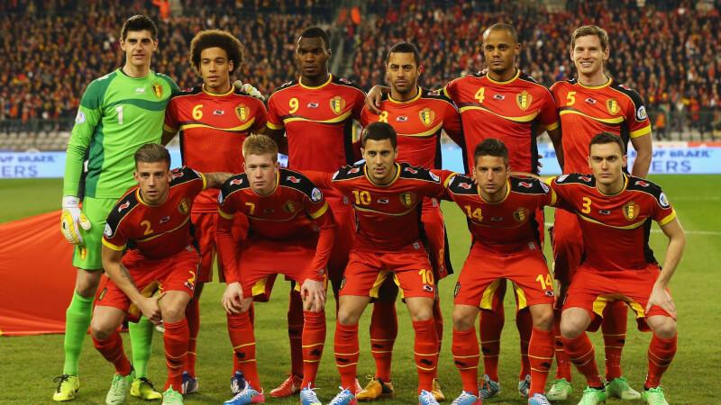 Сборная Бельгии по футболу - 2015