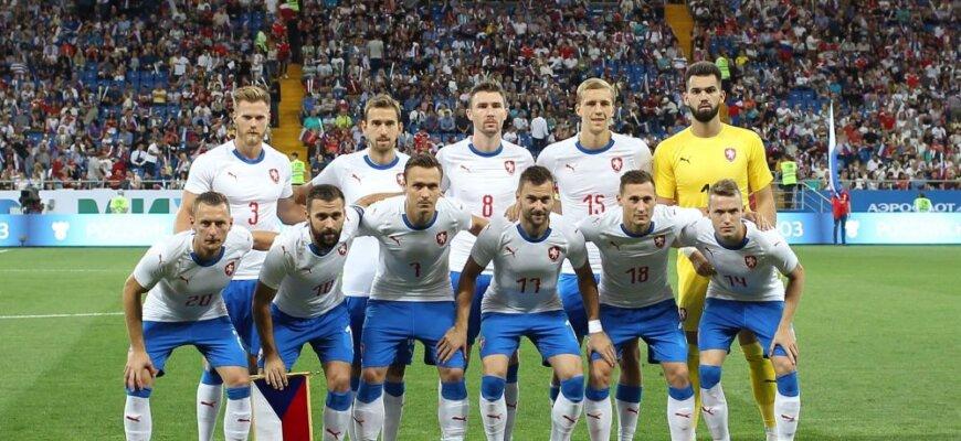Сборная Чехии
