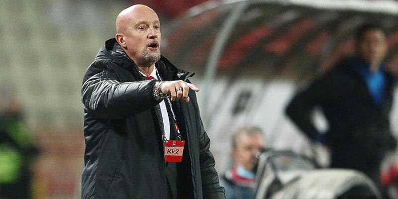 Марко Росси - тренер сборной Венгрии