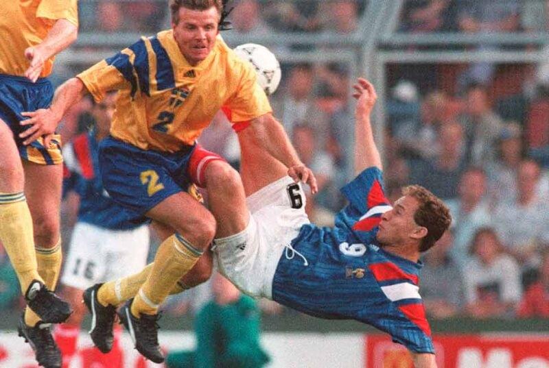 Футбол чемпионат европы 1992 англия франция