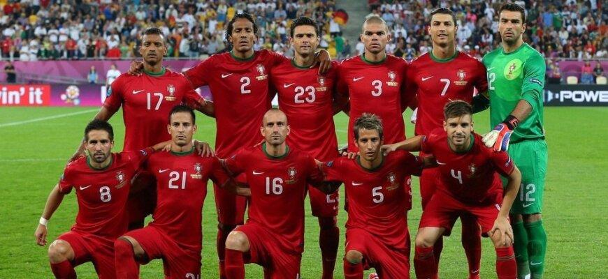 Сборная Португалии по футболу - 2015