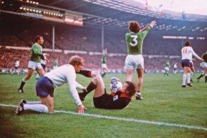 Евро-1972: Англия - Германия