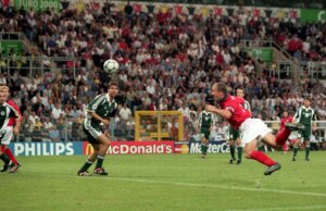 Евро-2000: Англия - Германия