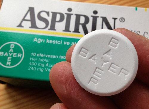 """""""Байер"""": аспирин"""