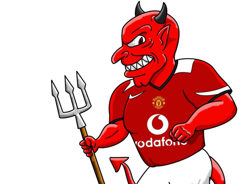 """""""Манчестер Юнайтед"""": """"красные дьяволы"""""""