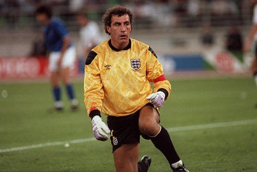 Питер Шилтон - капитан сборной Англии