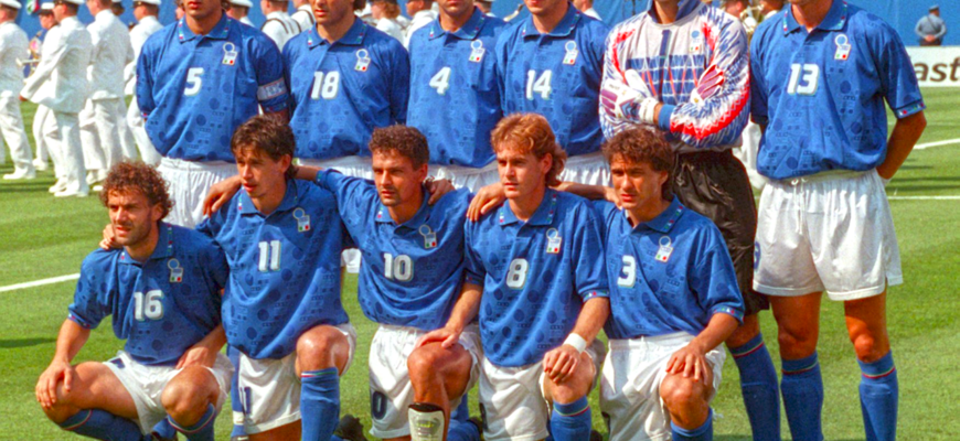 Сборная Италии по футболу -1994