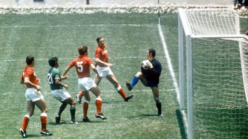 ЧМ-1970: Мексика - СССР
