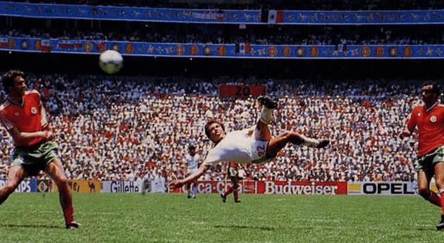 ЧМ-1986: Мексика - Болгария