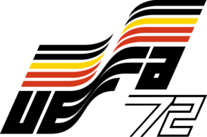 Логотип чемпионата Европы по футболу 1972 года