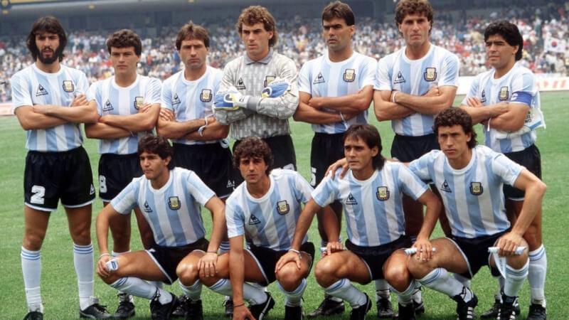 Чемпионат мира по футболу 1986 аргентина англия