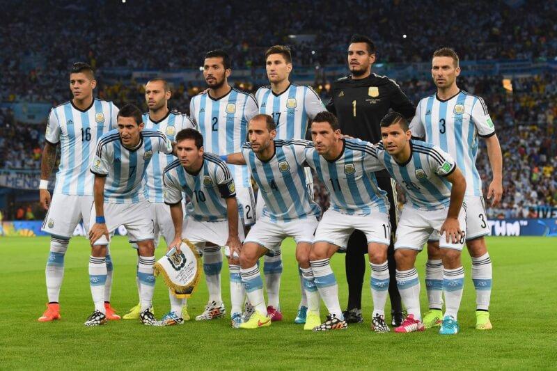 Сборная Аргентины по футболу-2016