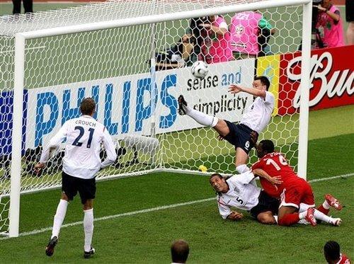 Англия - Тринидад и Тобаго 2:0