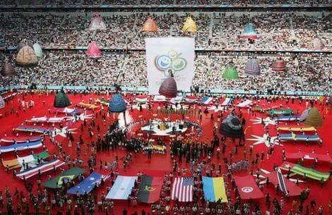 Чемпионат мира 2006 года: открытие
