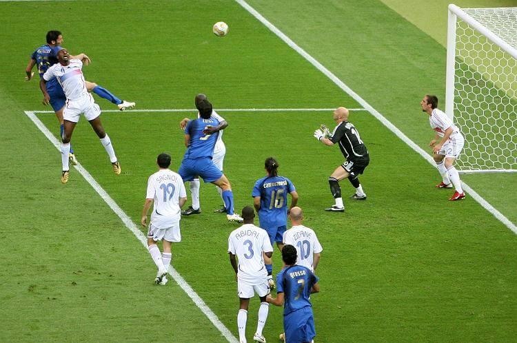 Пенальти 2006 футболу финал серия по чемпионата мира