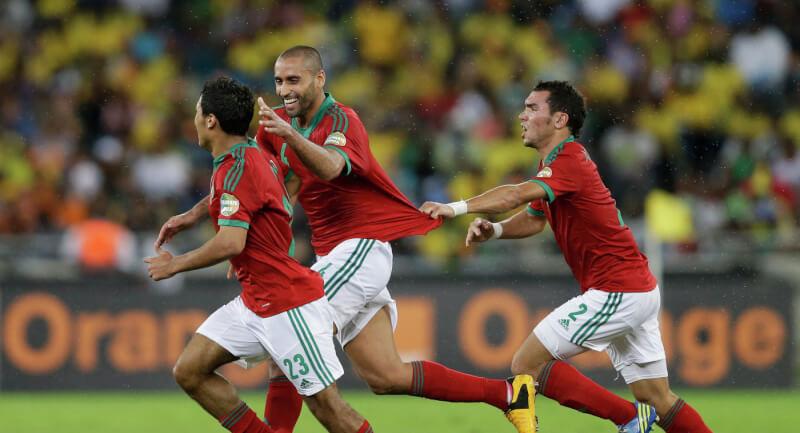 2019 год - Сборная марокко по футболу - Год 2019