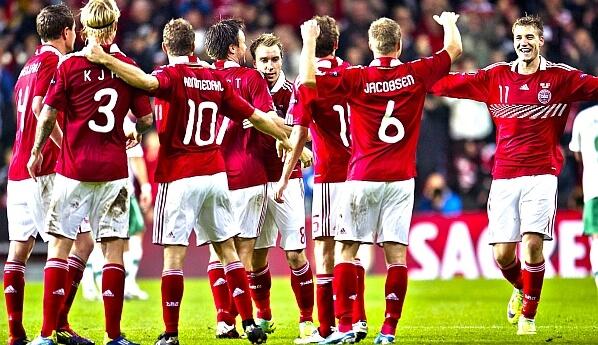 Сборная Дании по футболу: результаты, статистика, рейтинг