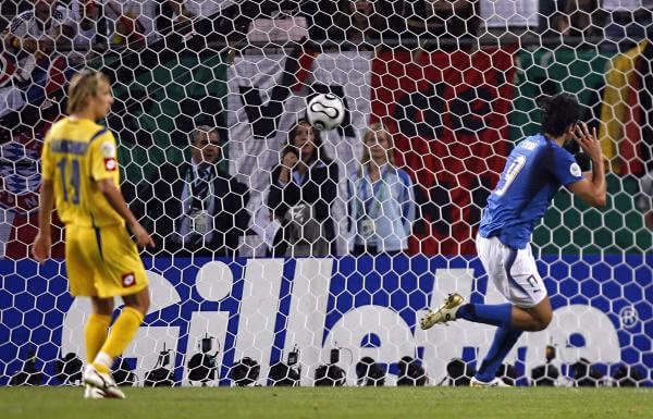 Италия: очередной гол