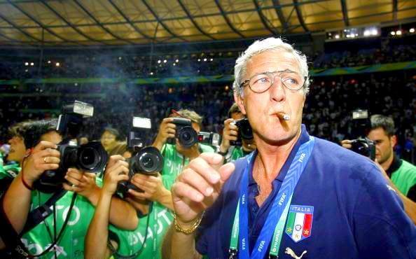 Марчелло Липпи - главный тренер сборной Италии