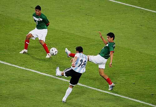 Макси Родригес: победный гол