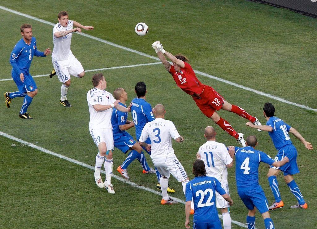 Победа Словакии: сенсация