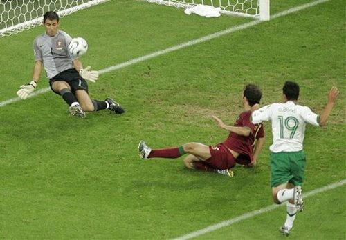 Португалия против Мексики