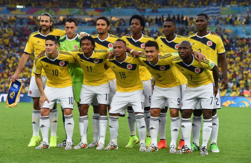Сборная Колумбии по футболу