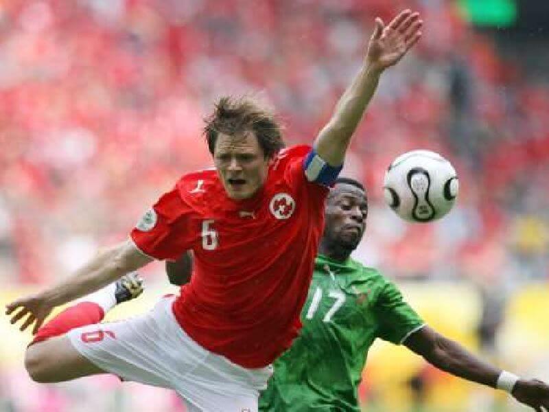 Швейцария против Того