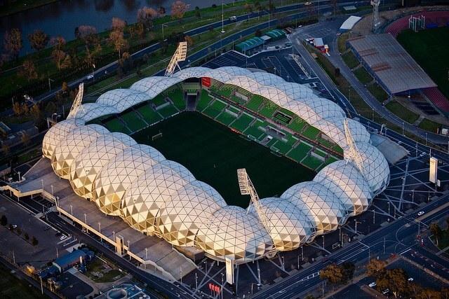 Австралия: домашний стадион