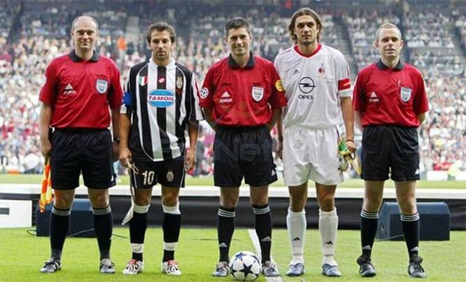 Финал ЛЧ-2003: перед матчем