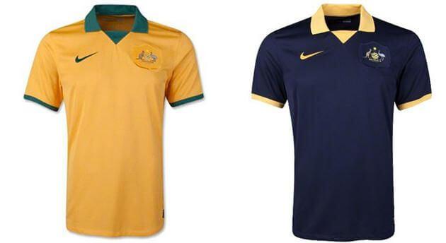 Сборная Австралии по футболу: форма