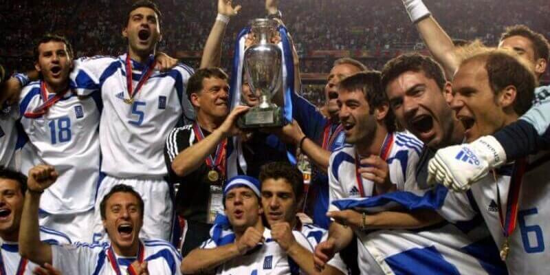 символическая сборная Евро-2004