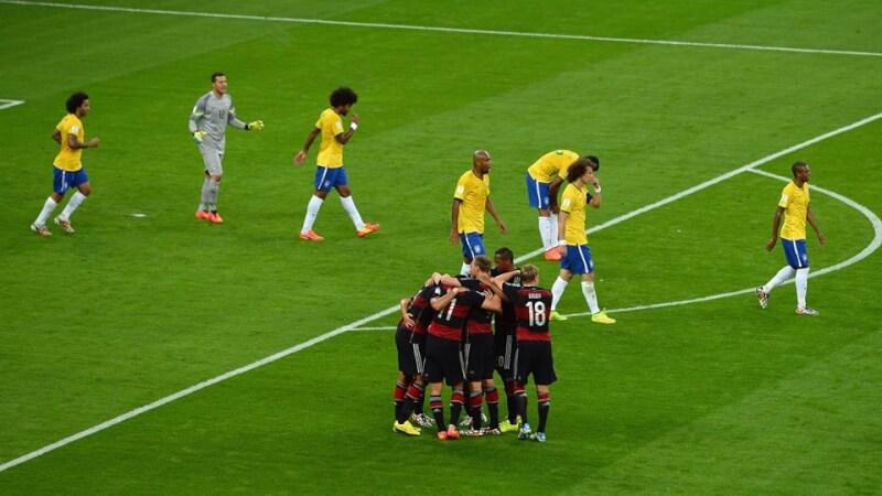 Провалы сборных на чемпионатах мира